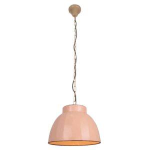 Hanglamp Jesse Vintage Roze ketting 1 lichts