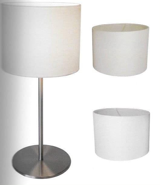 Kappen lampenkappen K 20/15 RWI 25 cm  wit