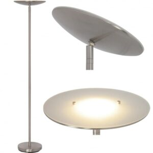 Uplighter LED Carisolo staal S 4310 S 180 cm