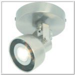 """1l. Spot """"Odisseo"""" LED Staal PL 2401 S"""