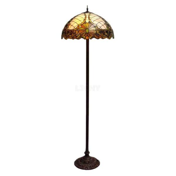 vloerlamp tiffany pola